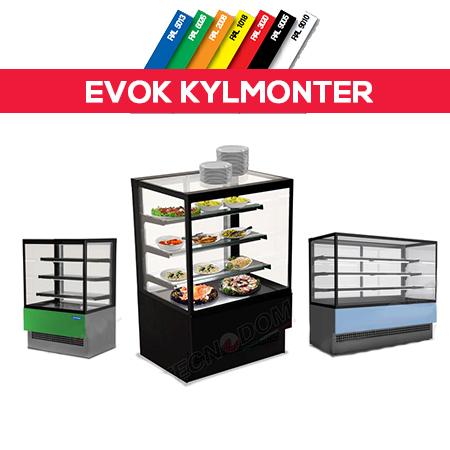 EVOK Kylmonter EVOK150V 1500x785x1440