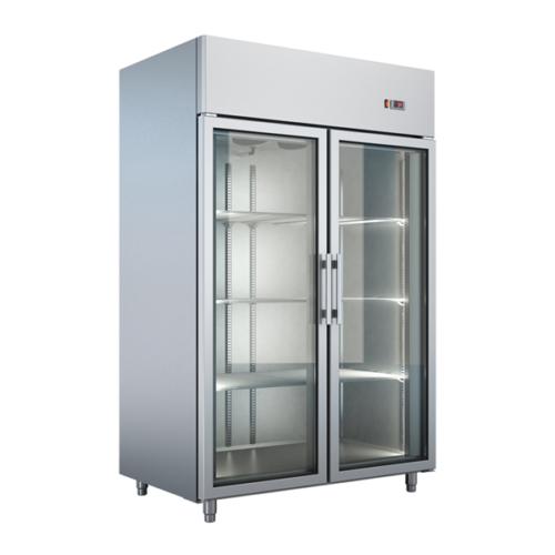Kylskåp med glasdörr 1232 liter – UB-137  1370 x 820 x 2070
