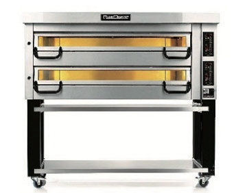 Pizzamaster Pizzaugn PM 742E 8+8 pizzor manuell