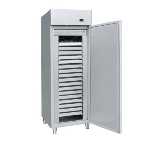 Degfrys -15℃ -20℃– UKT70, 620L, 17 plåtar (400×600 – 450×600)