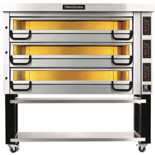Pizzamaster Pizzaugn 743E Manuell