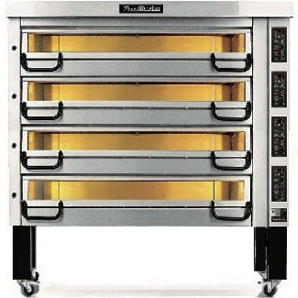 Pizzamaster Pizzaugn 744E  Manuell
