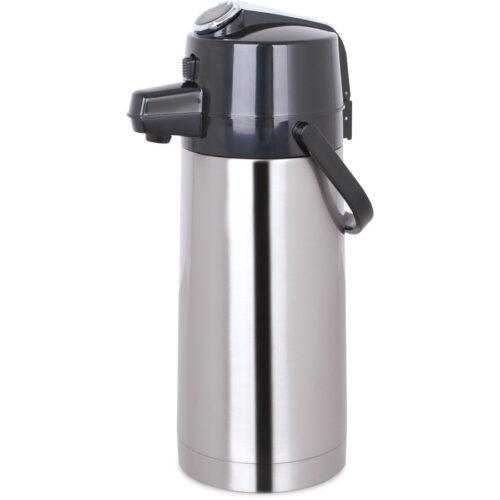 PUMPTERMOS 2,2 LITER ROSTFRI COFFEE QUEEN