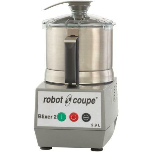 SNABBHACK ROBOT COUPE BLIXER 2