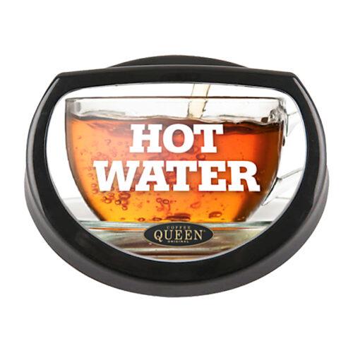 BILD HOT WATER TILL DISPLAYLOCK TILL SERVERINGSSTATION 5 LITER COFFEE QUEEN