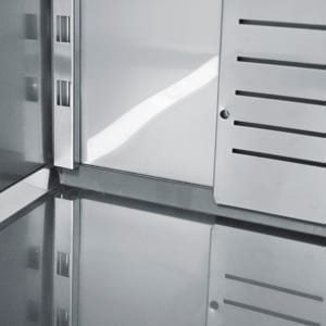 Kylskåp UP205 2050x720x2000mm