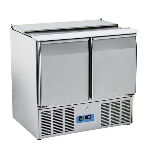 Saladett med 2 dörrar GN 1/1  T   0°+8°C