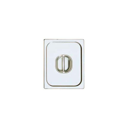 GN 1/9 Lock rostfria