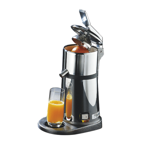 Juicepress i rostfritt stål, 2 Hastigheter