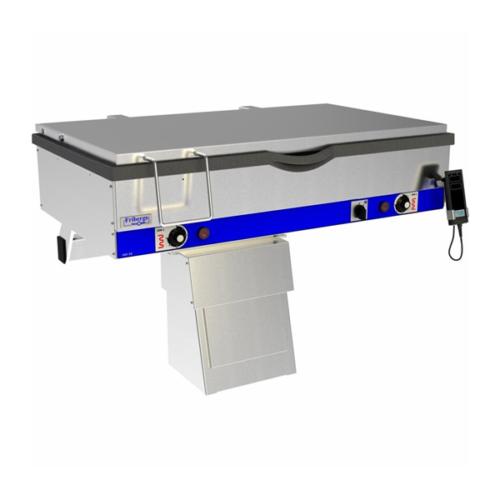 Stekbord VKF55D/6, 140mm djup