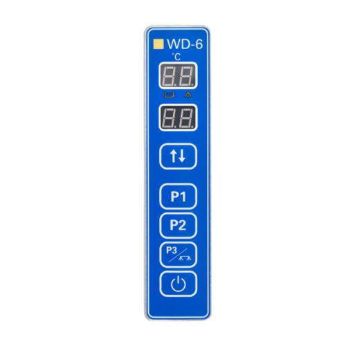 Wexiödisk Huvdiskmaskin WD-6