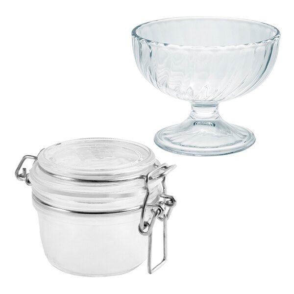 Servering av glas